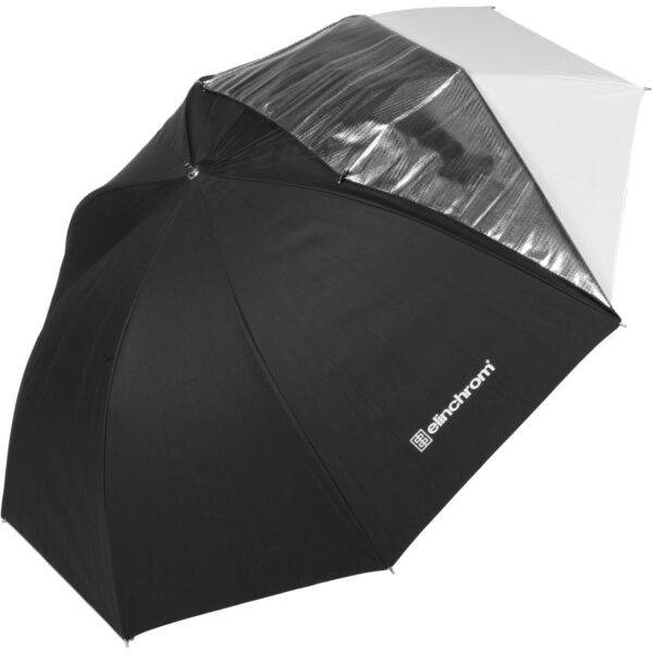 Elinchrom 33 Shallow Umbrella WhiteTranslucent 2