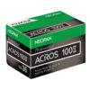 Fujifilm NEOPAN 100 ACROS II Film for Black White Prints 1