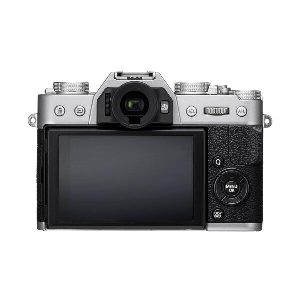 Fujifilm X T20 Mirrorless Digital Camera Body Only Silver 02 2