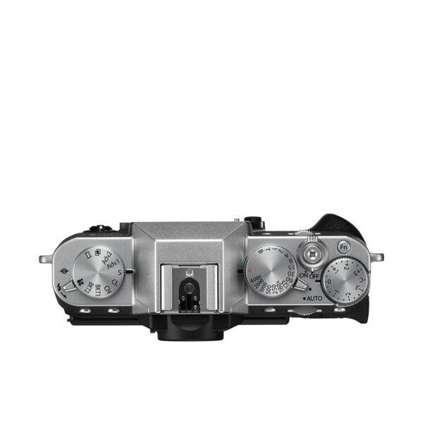 Fujifilm X T20 Mirrorless Digital Camera Body Only Silver 03 2