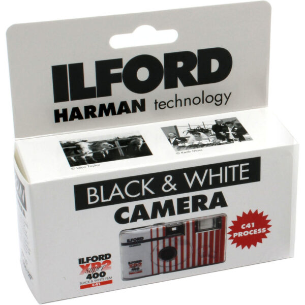 Ilford XP2 Super Single Use Camera with 27 Exposures 2