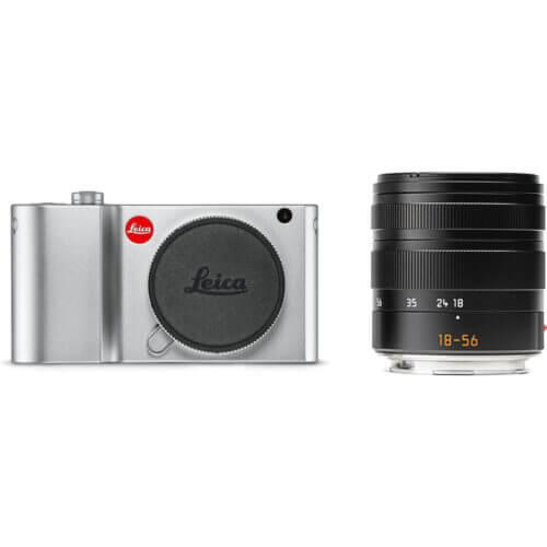 Leica TL2 Mirrorless Digital Camera Silver 16