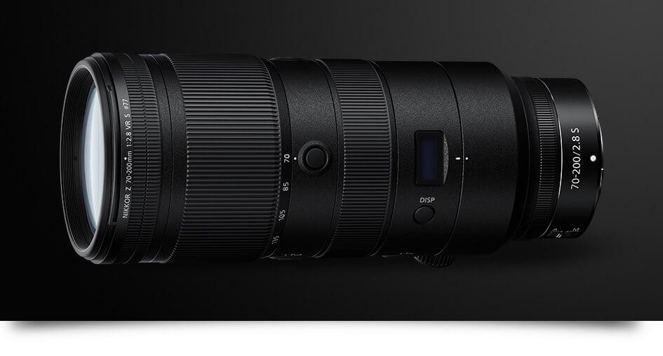 Nikon NIKKOR Z 70 200mm f2.8 VR S Lens 6