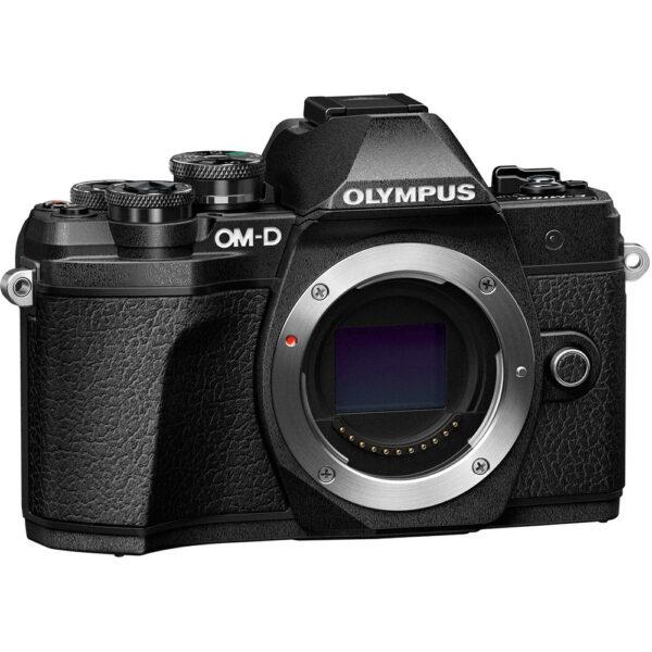 Olympus OM D E M10 Mark III Black Kit 14 150mm BLK 2