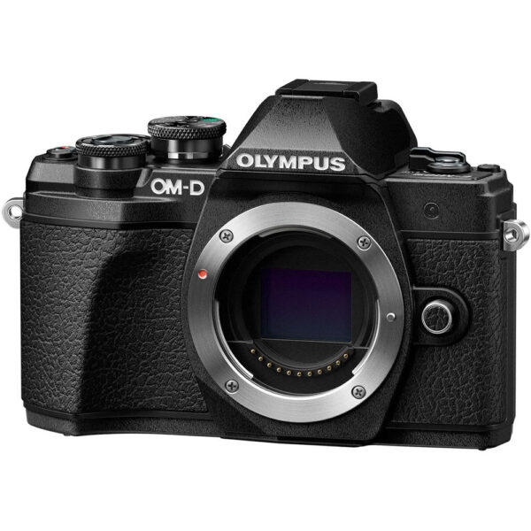 Olympus OM D E M10 Mark III Black Kit 14 150mm BLK 3