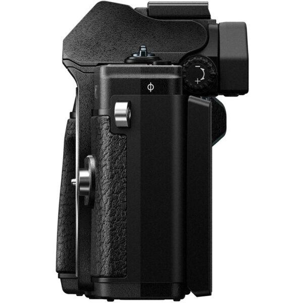 Olympus OM D E M10 Mark III Black Kit 14 150mm BLK 4