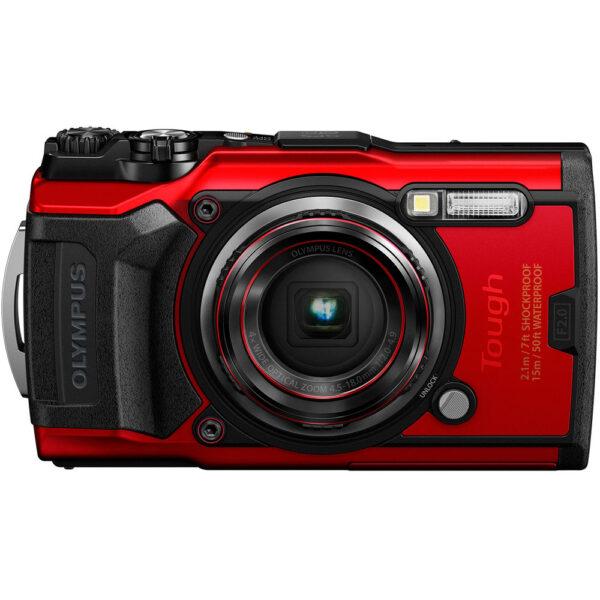 Olympus Tough TG 6 Digital Camera 2