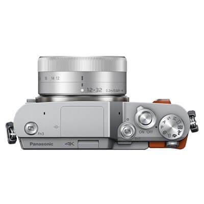 Panasonic Lumix DC GF10KGA D Bundled 12 32mm 4