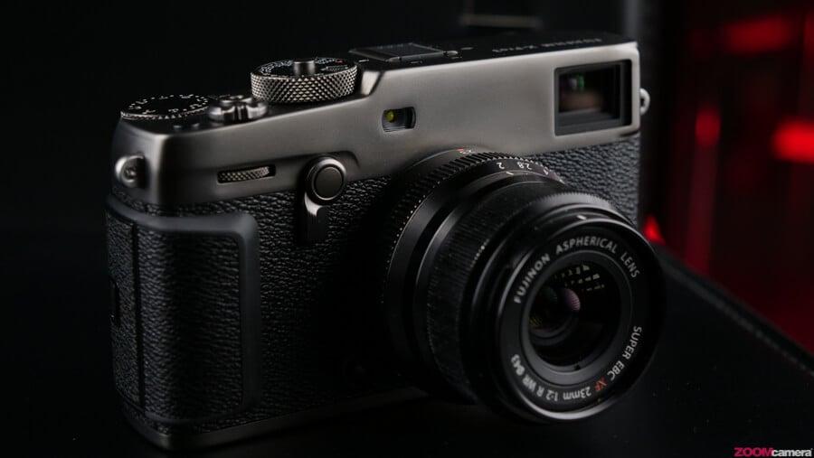 Fujifilm X-Pro 3 front