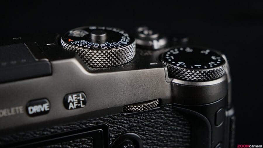 Fujifilm X-Pro 3 Dial Control