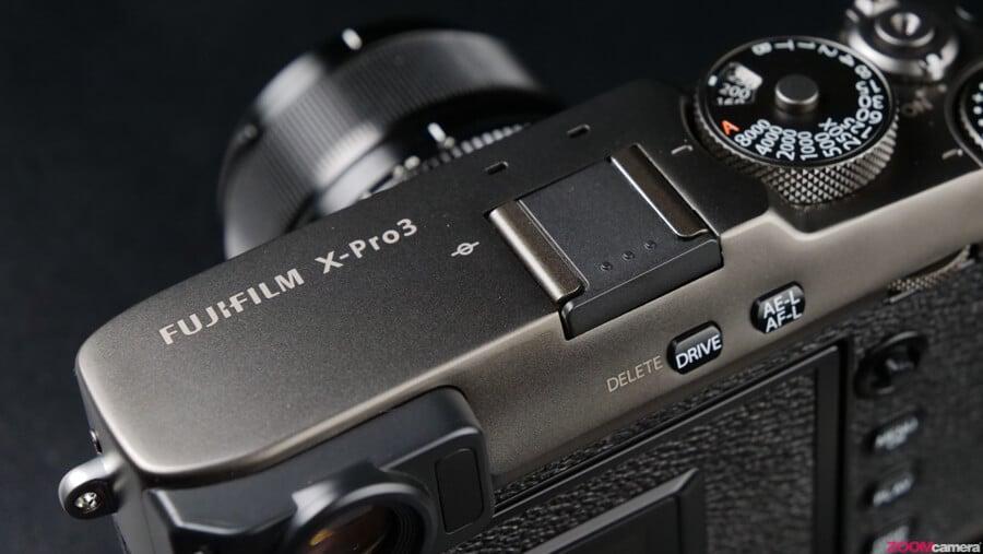 Fujifilm X-Pro 3 logo