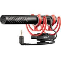 Rode VideoMic NTG Hybrid AnalogUSB Camera-Mount Shotgun Microphone