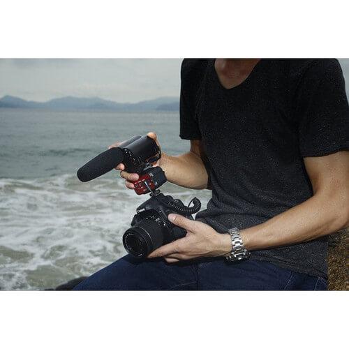 Saramonic Vmic Microphone for DSLR Cameras 3