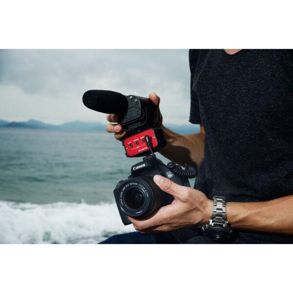 Saramonic Vmic Microphone for DSLR Cameras 4