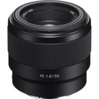 Sony FE 50mm f1.8 Lens