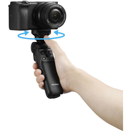 Sony GP VPT2BT Wireless Shooting Grip 3