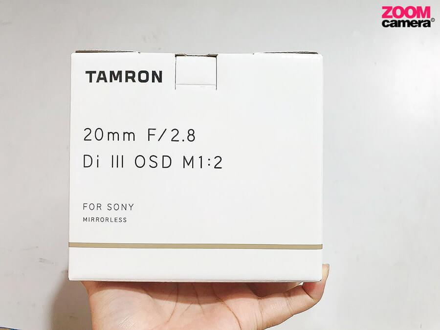 Tamron 20mm F2.8 08