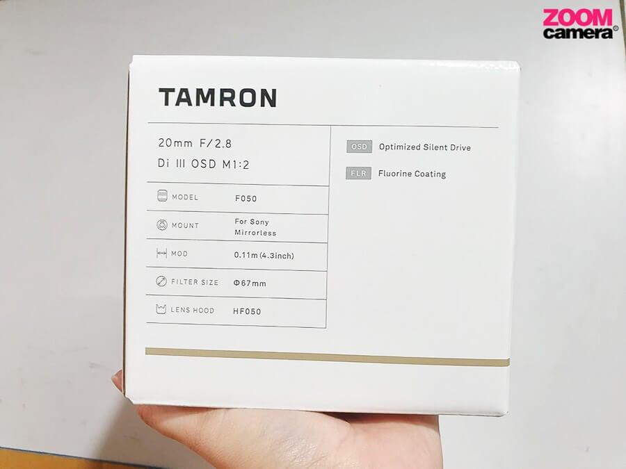 Tamron 20mm F2.8 09