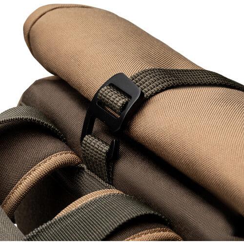Tenba Fulton 10L Backpack Tan and Olive 10