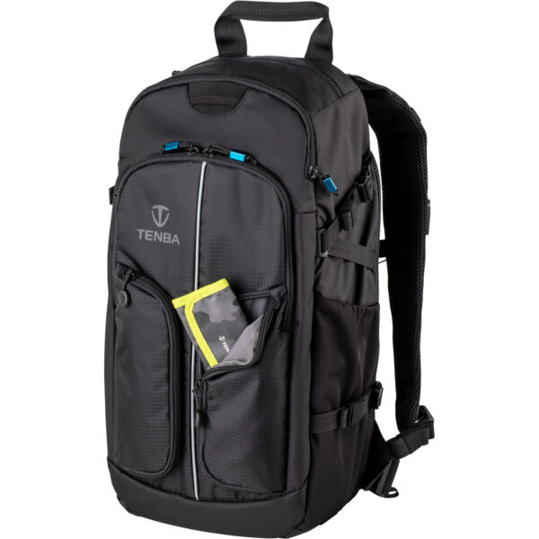 Tenba Shootout 14L Slim Backpack (Black, 2018 Edition)
