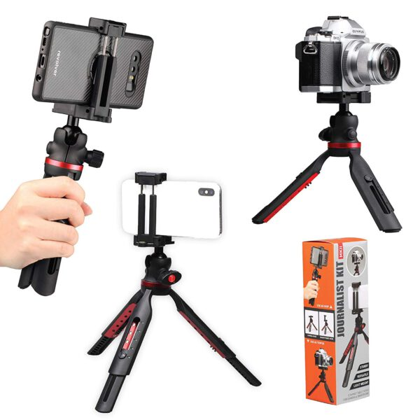 Ztylus Journalist Kit Mark II Campack Table Tripod for Camera Smartphone 1