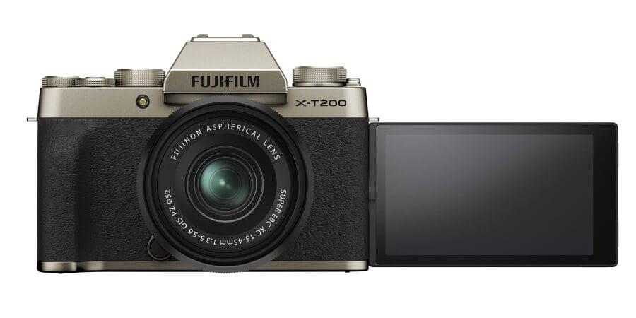 compare fujifilm xt200 vs xt100 lcd 2