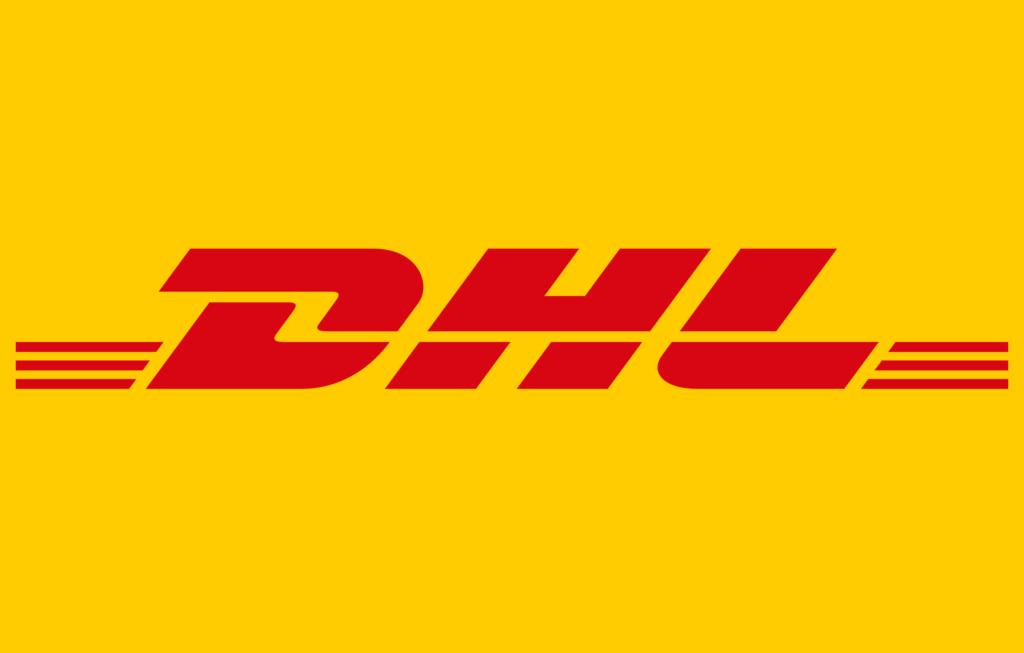 dhl 1 logo png transparent