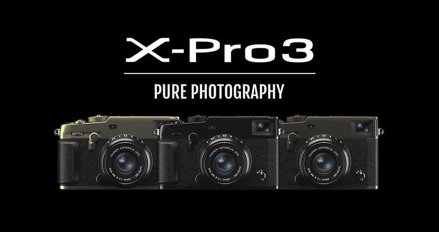 fujifilm x pro3 color