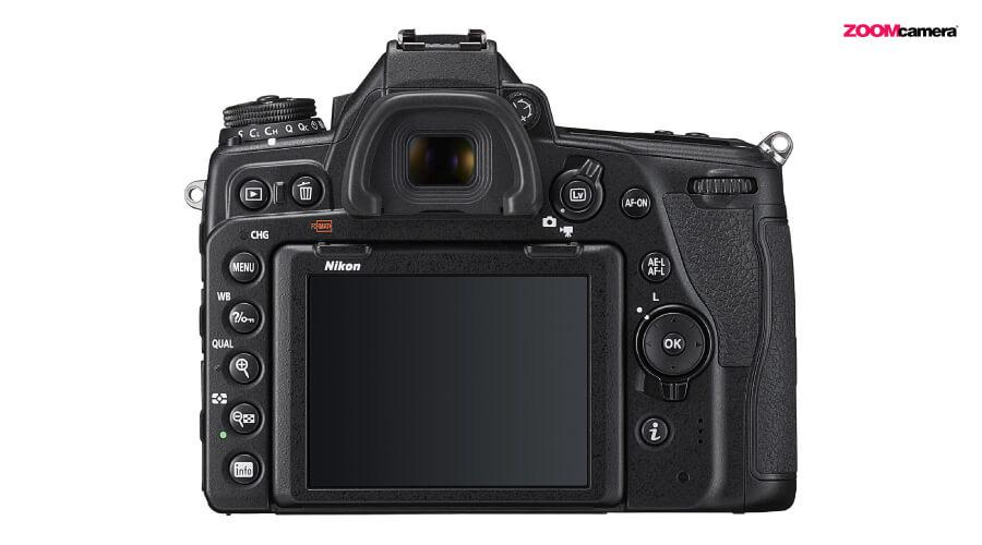 Nikon D780 ( Back )