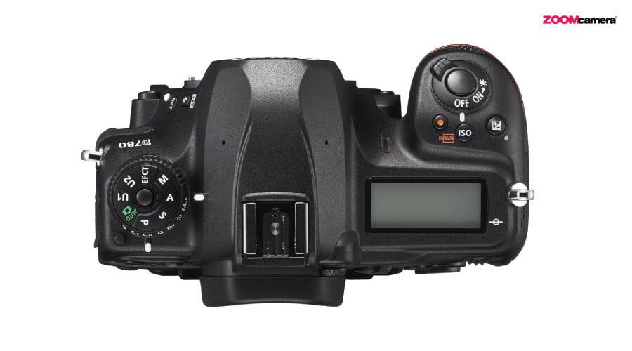 Nikon D780 ( Top )