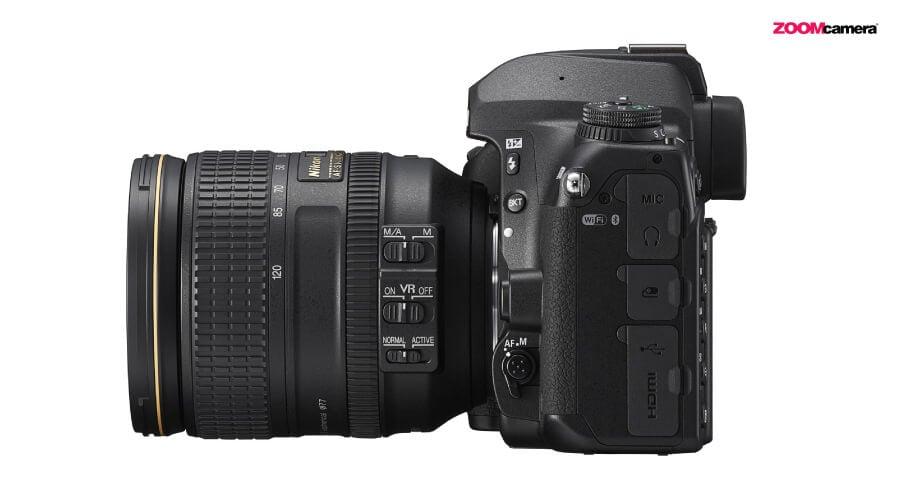 Nikon D780 ( Left Side )