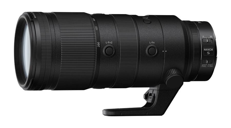 Nikkor Z 70–200mm f/2.8 VR S