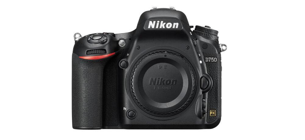 nikon d750 dslr fx camera