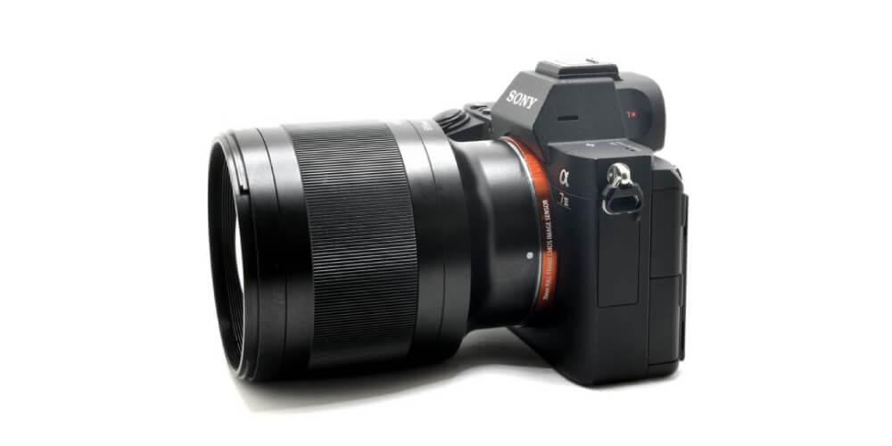 tokina 85mm fe zoomcamera 0