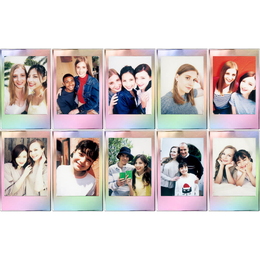 FUJIFILM Instax Mini Mermaid Tail Film 10 Pack 2