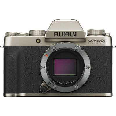 FUJIFILM X-T200 Mirrorless Digital Camera Body Only