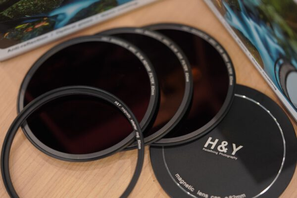 H&Y Round Magnetic filter
