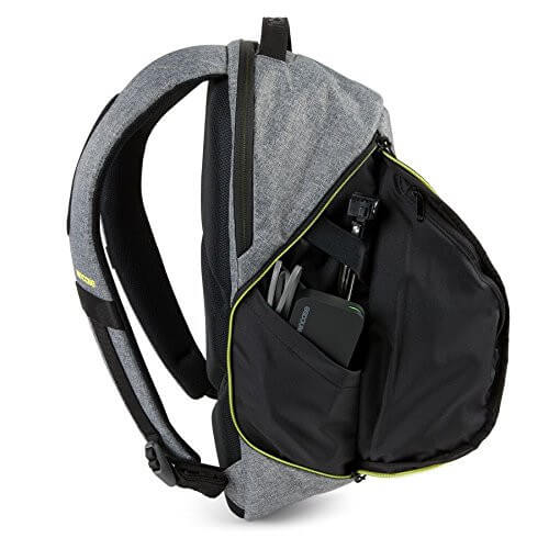 Incase CL58097 Reform Action Camera Backpack Gray Heather Gray 3