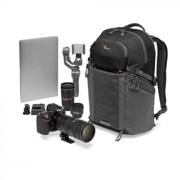 Lowepro LP37253 Photo Active BP 300 AW Backpack BlueBlack 4