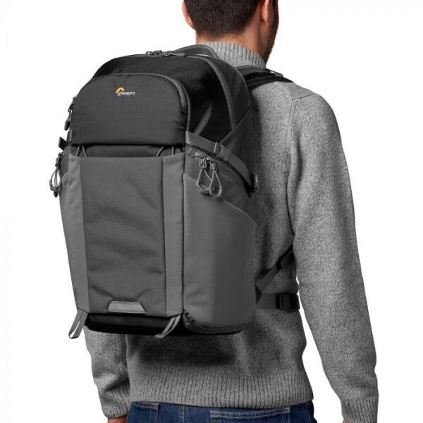 Lowepro LP37253 Photo Active BP 300 AW Backpack BlueBlack 6