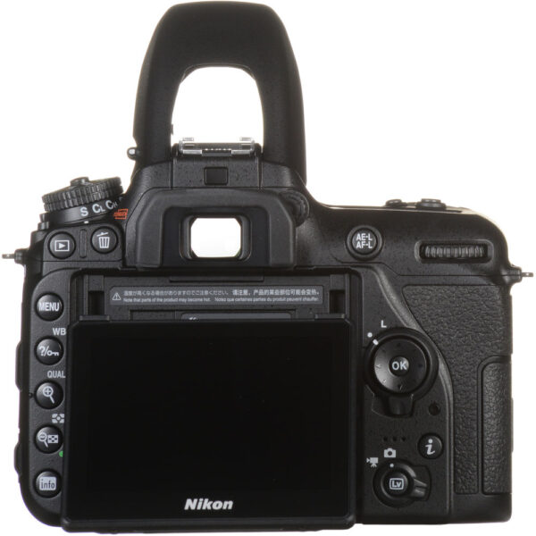 Nikon D7500 DSLR Camera Body Only