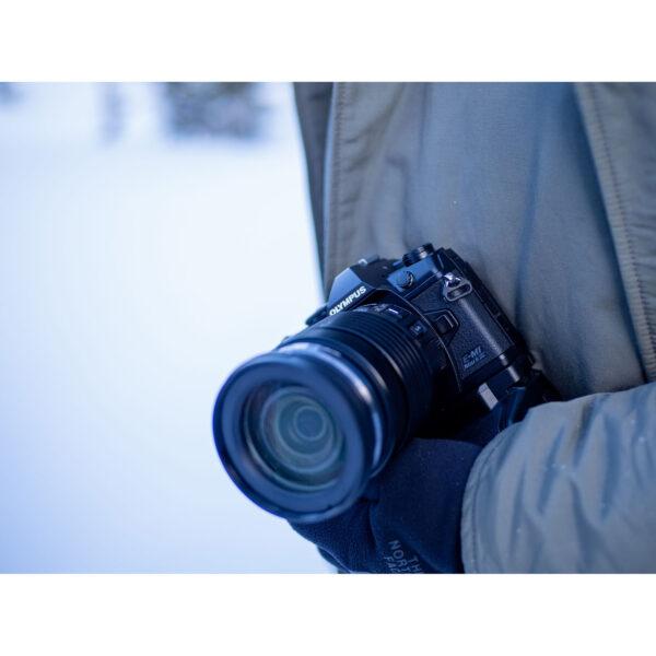 Olympus OM D E M1 Mark III Mirrorless Digital Camera 10