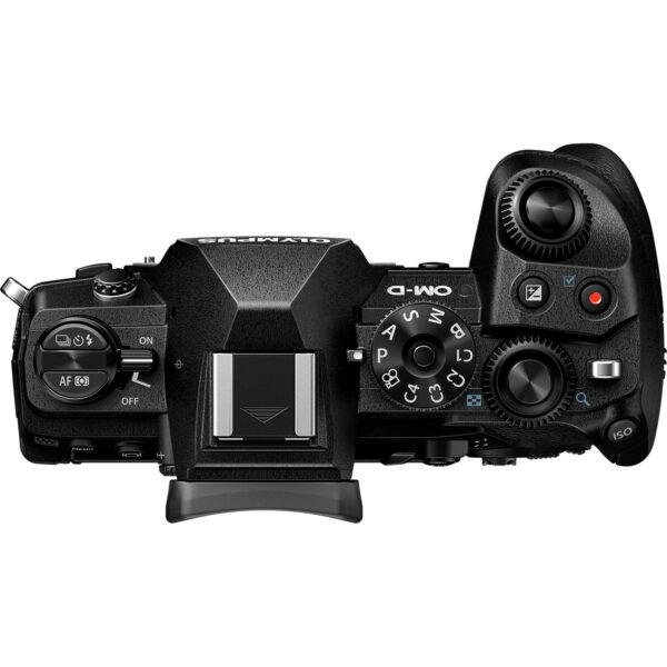 Olympus OM D E M1 Mark III Mirrorless Digital Camera 3