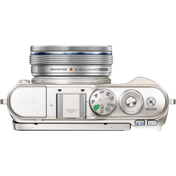 Olympus Pen E PL10 Bundled 14 42mm Lens 13