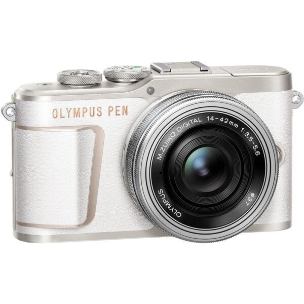 Olympus Pen E PL10 Bundled 14 42mm Lens 16