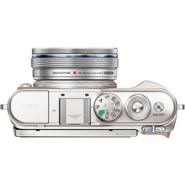 Olympus Pen E PL10 Bundled 14 42mm Lens 8