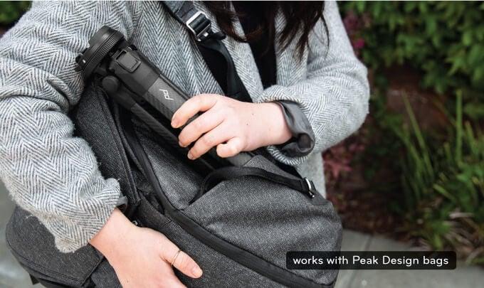 Peak Design Carbon Fiber Travel Tripod 24