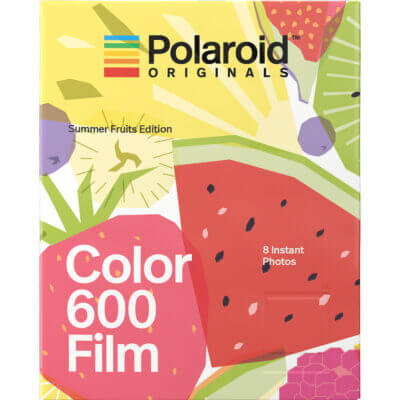 Polaroid Originals Color 600 Instant Film Summer Fruits Edition