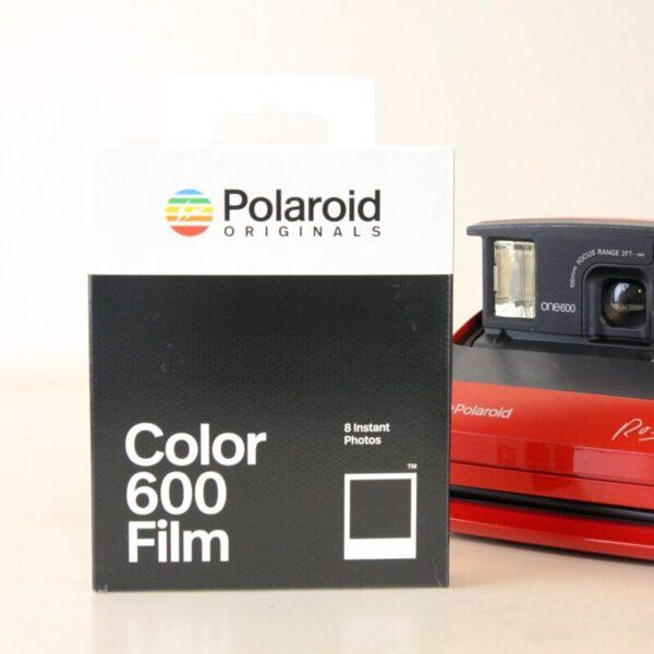 Polaroid (PLO4984) Color Film 600 - Fragment