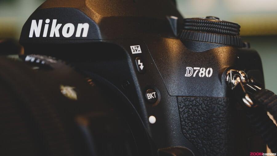 Nikon D780 logo